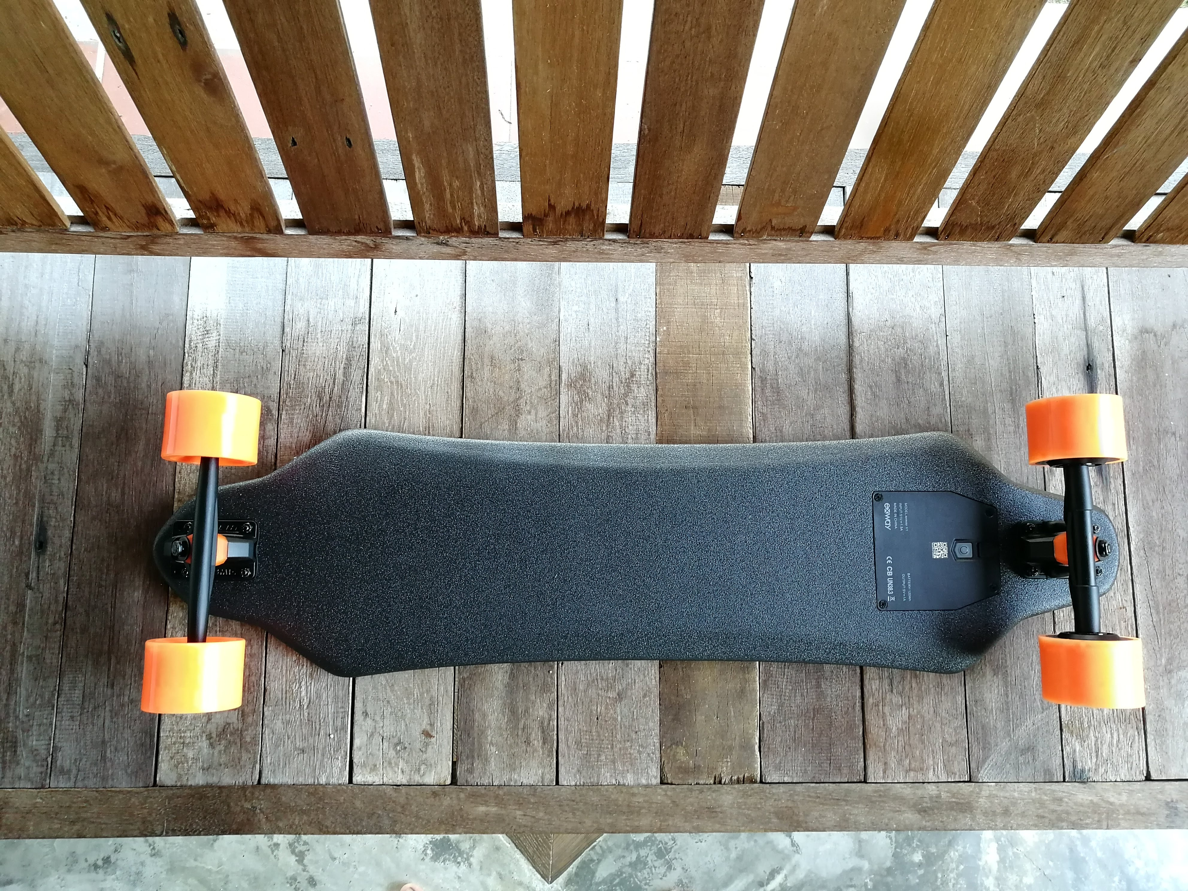Exway X1 Premium Thin Electric Skateboard E Board My